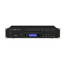 TASCAM CD-200BT, Lecteur CD, Bluetooth , 2U