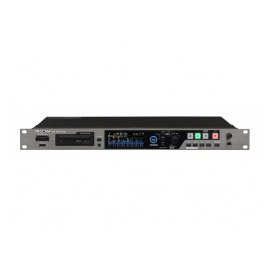 TASCAM DA-6400DP - Enregistreur numérique 64 pistes avec alimentation redondante