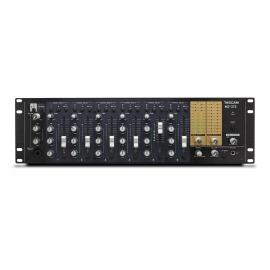 TASCAM MZ-372 - Mixer en rack 2 zones pour installation