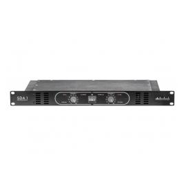 ART SDA1 - amplificateur digital 2x200W RMS @4Ohm, 1U