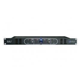 ART SLA1, amplificateur 2x130Watt RMS @ 4Ohm, 6kg, 1U