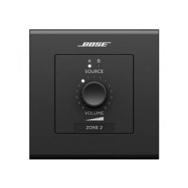 BOSE ContolCenter CC-2D-B - Contrôleur de volume digital, source A/B, noir