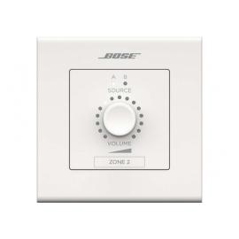 BOSE ContolCenter CC-2D-W - Contrôleur de volume digital, source A/B, blanc