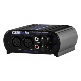 ART CLEANBox Pro, level converter, deux canaux