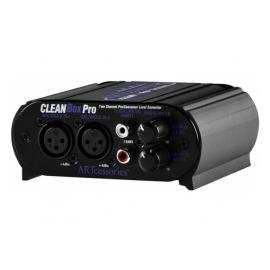 ART CLEANBox Pro, level converter, deux canaux