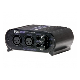 ART Dual RDB, double passive Direct Box / ReAmp