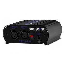 ART Phantom II Pro, Phantom Power Supply, deux canaux