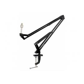 TASCAM TM-AM2 - Stand micro de bureau bras articulé à serre-joint