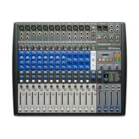 PRESONUS StudioLive AR16 USB - Table de mxiage hybride 18 canaux