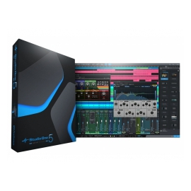 PRESONUS Studio One 5 Artist Update depuis Artist - Logiciel station audio numérique