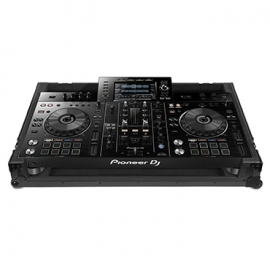 U91051BL FLT CASE XDJ-RX2 BLACK PLUS