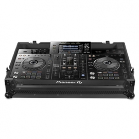 U91051BL2 FLT CASE XDJ-RX2 BLACK PLUS