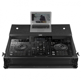 U91015BL3 FLT CASE XDJ-RX2 BLACK PLUS