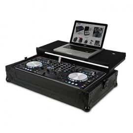 U91013BL2 FLT CASE XDJ-R1 BLACK PLUS