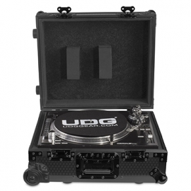 U91029BL2 FLT CASE MULTIFORMAT TT BLACK MK2 PLUS