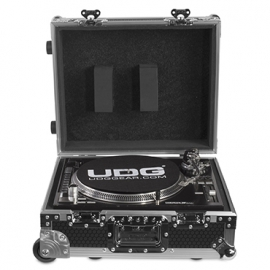 U92029SL FLT CASE MULTI FORMAT TURNTABLE PLUS
