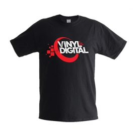 T-SHIRT, DIGITRACK LIMITED EDITION M