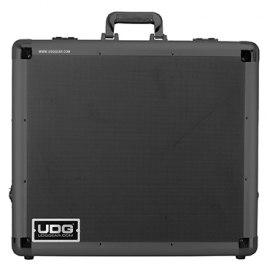 U93012BL UDG PICK FOAM FLT CASE MULTI L BLK
