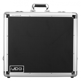 U93012SL UDG PICK FOAM FLT CASE MULTI L SLVR