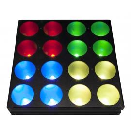 CHAUVET PROFESSIONAL Matrice 4x4 16LED's RGB 20Watts