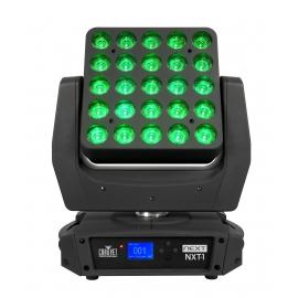 Moving Head 25 LED RGBW 10W