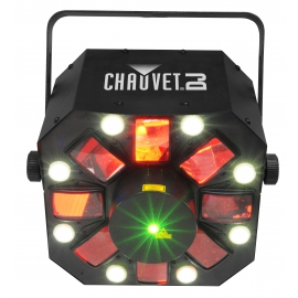 Faiceaux combinés 5 LED