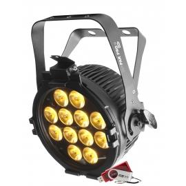 Projecteur 12 LED's TRI CV/WW/A 6W