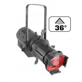 Projecteur de découpe 91 LEDs 3W / RGBAL + Lentille 36°