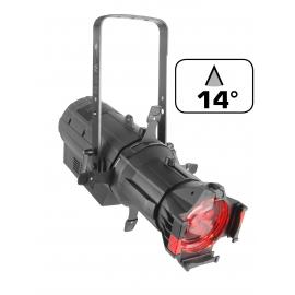 Projecteur de découpe 91 LEDs 3W / RGBAL + Lentille 14°