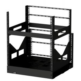 """Rack 19"""" Slide-Out 12U - 420"""