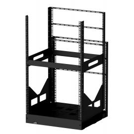 """Rack 19"""" Slide-Out 18U - 420"""