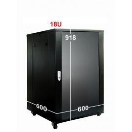 Rack 19'' 18U - F600