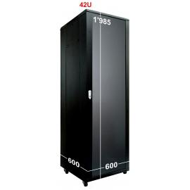 Rack 19'' 42U - F600