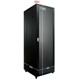 Rack 19'' 42U - F800