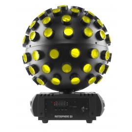 Simulateur de boule de miroir LED