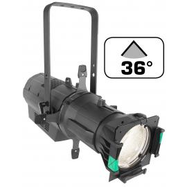 Projecteur de découpe LED 230W / WW + Lentille 36°