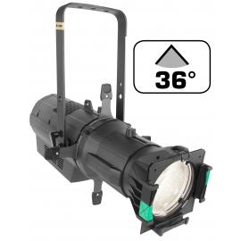 Projecteur de découpe LED 88W / WW + Lentille 36°