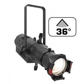 Projecteur de découpe 91LEDs RGBOCL 3W + lentille 36°