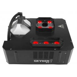 Effet Geyser RGBA+UV 7 LEDs 9 W
