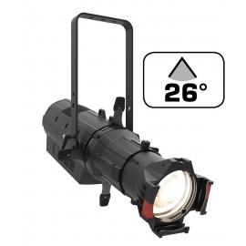 Projecteur de découpe 91LEDs RGBOCL 3W + lentille 26°