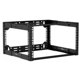Open Frame Rack 19''/6U - 300-450
