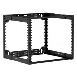 Open Frame Rack 19''/9U - 300-450