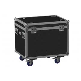 Flightcase Euro 600x620x800mm