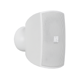 """HP mural compact 2"""" 8ohm/10W - Blanc (paire)"""
