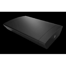 """Subwoofer Compact Actif 8"""" 1x100W(Sub) + 2x150W(HP Out) - Noir"""