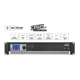 Amplificateur WaveDynamics DSP 2x350W@4ohm