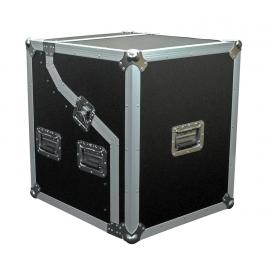 Flightcase PRO 4U + Mixer 7U +3U