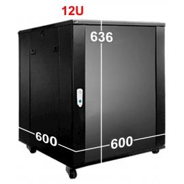 Rack 19'' 12U - F600