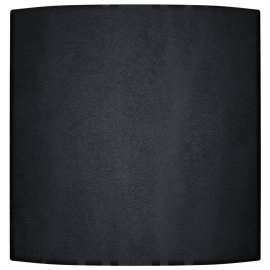 Panneau Absorbeur Tissu 60x60 - Noir (6 pièces)