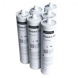 Tubes de Colle pour Panneaux Acoustique (12 tubes)